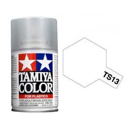 Bombe vernis transparent TS-13 Tamiya