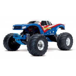 Monster Truck BigFoot 2WD XL-5 TQ ID 1/10 RTR Traxxas