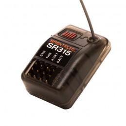 Récepteur Spektrum SR315 DSMR 3 voies