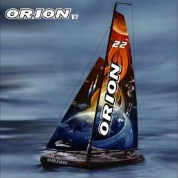 Voilier Orion V2 RTS Joysway
