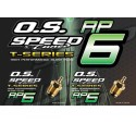 Bougie OS Turbo Speed RP6
