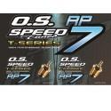 Spark plug OS Turbo speed RP7