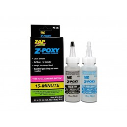 Epoxy glue 15min 118ml Z-Poxy ZAP PT35