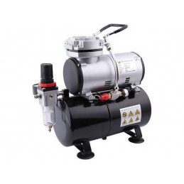 AS-186 tank compressor, for airbrush, Fenga