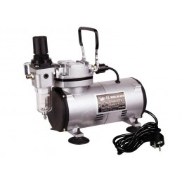 Mini Compressor AS-18-2, for airbrush, Fenga