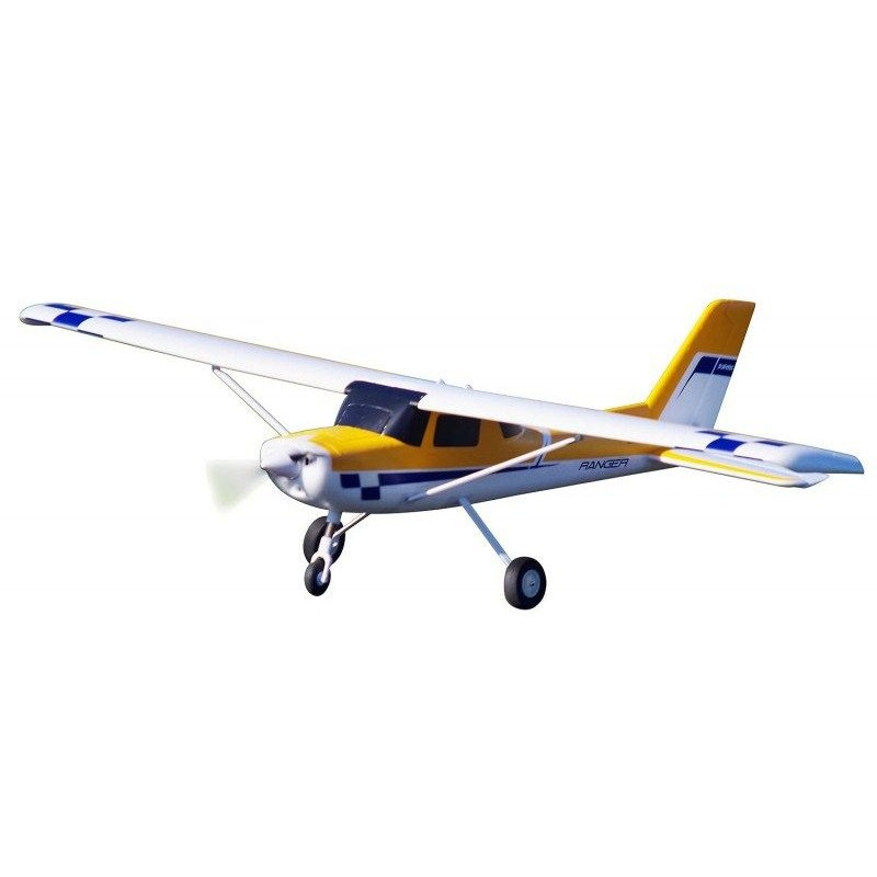Ranger Aircraft 1m22 RTF Mode 2 FMS