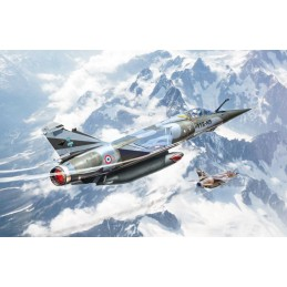 Avion Bye-Bye Mirage F1 1/48 Italeri