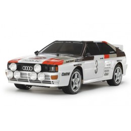 Audi Quattro A2 Rally TT-02 Kit Tamiya