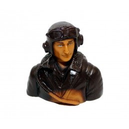 Buste de pilote Nico 1/6 75mm - Siva