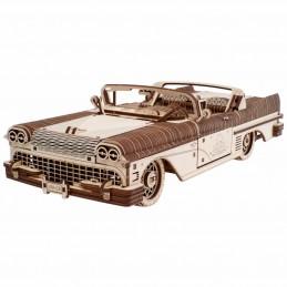 Car Cabriolet VM-05 Puzzle 3D Wood UGEARS