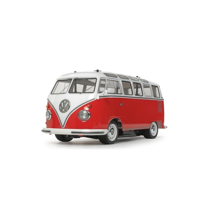 Volkswagen Type 2 >> Volkswagen Combi Type 2 T1 M06l Kit Tamiya 58668