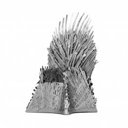 Iron Throne Iconx Game Of Thrones Metal Earth