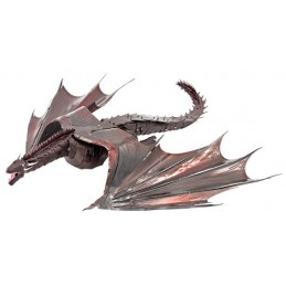 Iconx Drogon Game Of Thrones Metal Earth