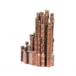 Iconx Castle Red Keep Game Of Thrones Metal Earth