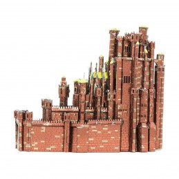 Iconx Château Red Keep Game Of Thrones Metal Earth