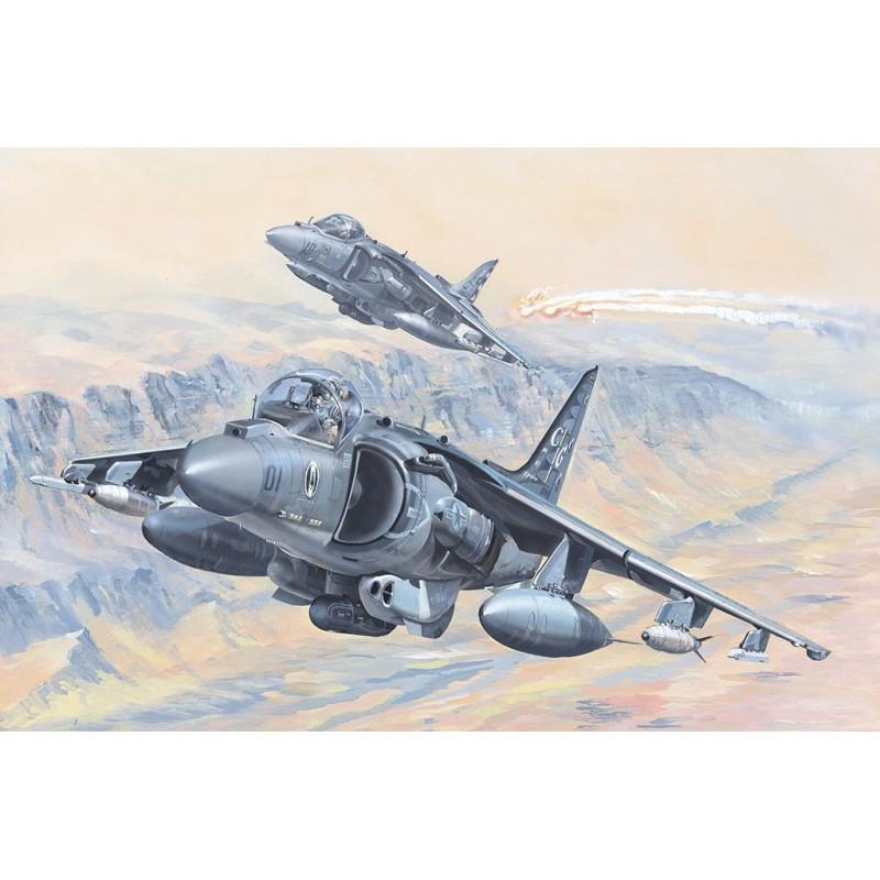 AV-8B Harrier II 1/18 Hobby Boss