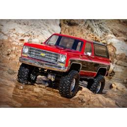 TRX-4 Chevrolet Blazer K5 4WD TQi RTR Traxxas 82076-4