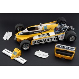 Renault RE20 Turbo 1/12 Italeri
