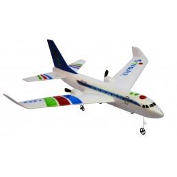 Avion radiocommandé Siva Air 1453 RTF 2.4Ghz avec gyroscope