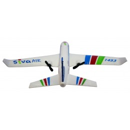 Radio-controlled aircraft Siva Air 1453 RTF 2.4Ghz with gyroscope
