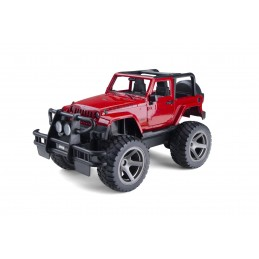 Red Jeep Wrangler 2.4Ghz 1/14 RTR Siva