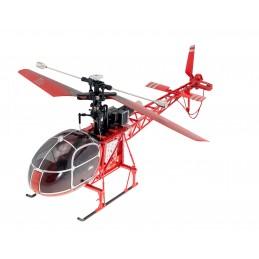 Hélicoptère Lama Seeker MT250 RTF Monstertronic