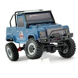 Outback Mini Crawler Ranger 2.4Ghz Bleu 1/24 RTR FTX