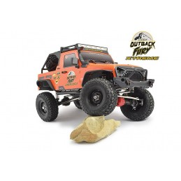 Outback Fury Extreme 4x4 Crawler 4WD 1/10 FTX