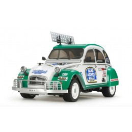 Citroen 2CV Rally M-05RA Kit Tamiya