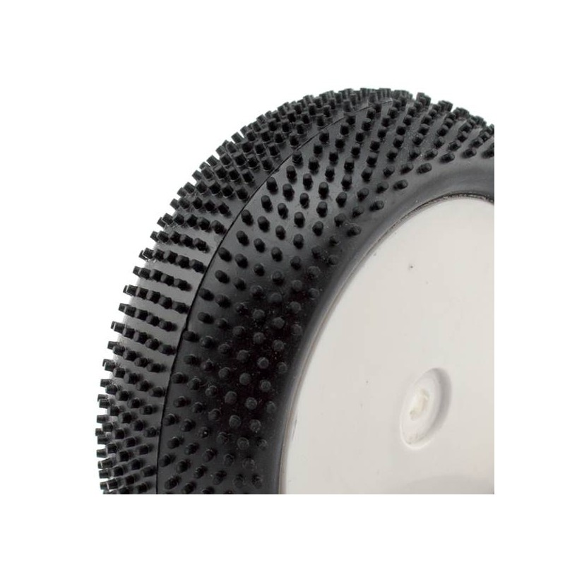 8-way buggy tires mini pegs before 1/10 - Hobbytech
