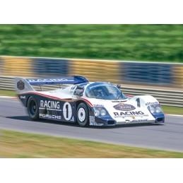 Porsche 956 1/24 Italeri