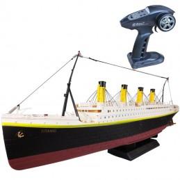 Bateau radiocommandé Titanic 805mm RTR