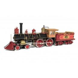 Locomotive Rogers n°119 1/32 kit construction bois métal OcCre