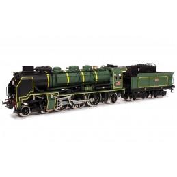 Locomotive Pacific 231 SNCF 1/32 kit construction bois métal OcCre