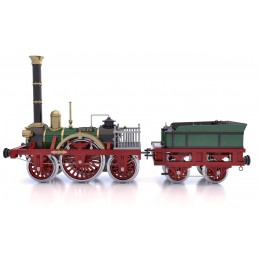 Steam locomotive Adler 1/24...