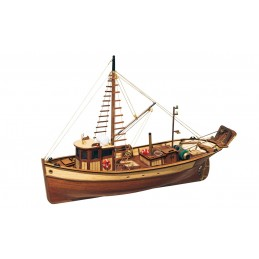 Boat Palamos 1/45 Kit...