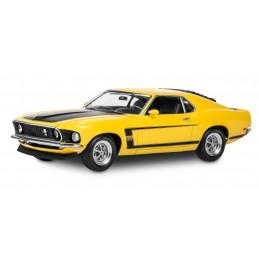 Mustang Boss 302 1969 1/24...