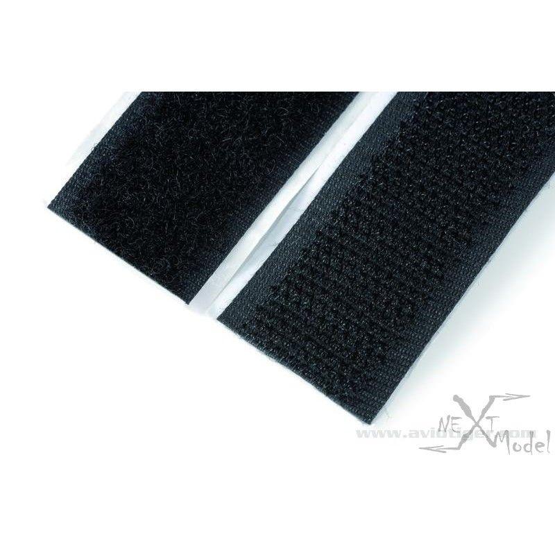 bande velcro autocollant m f 38mm gforce gf 1470 002. Black Bedroom Furniture Sets. Home Design Ideas