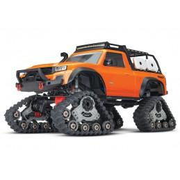 TRX-4 TRAXX 4WD TQi RTR...