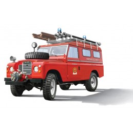 Land Rover Firefighters...