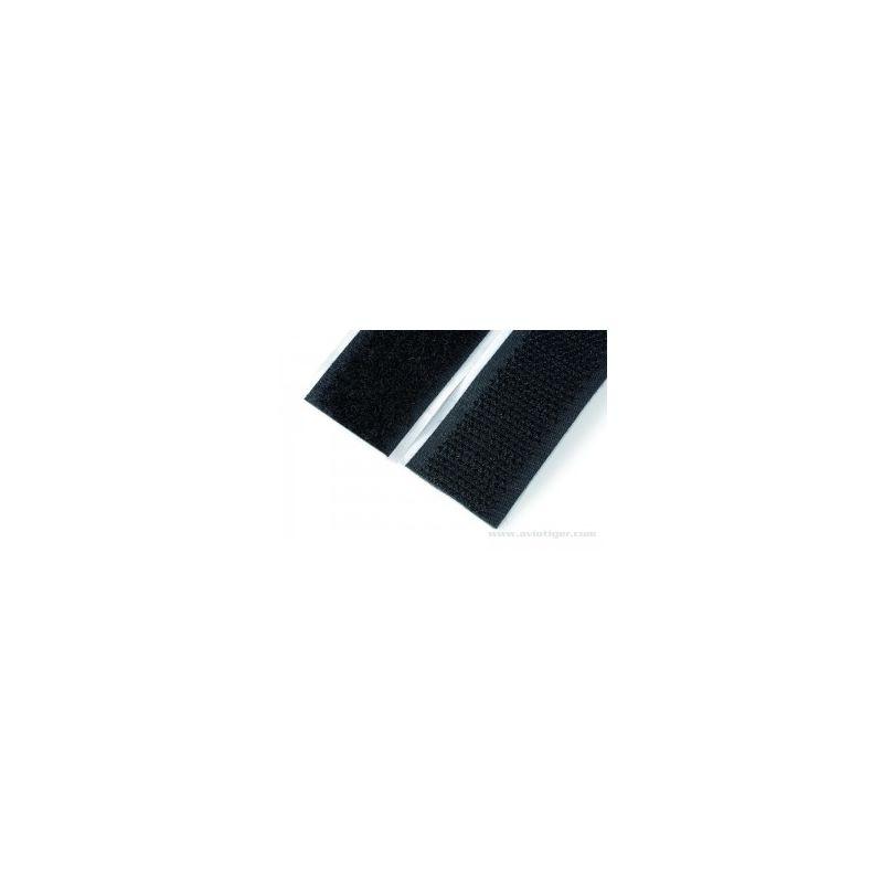 bande velcro autocollante kit bande autocollante grise d. Black Bedroom Furniture Sets. Home Design Ideas