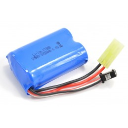 Battery Li-Ion 7.4V 1000mAh...