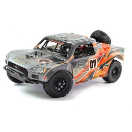Short Course Torro Nitro Orange 1/10 RTR FTX5542
