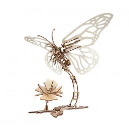 Papillon 3D bois UGEARS 70081