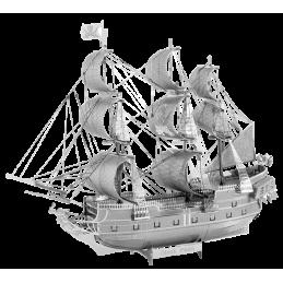 Iconx bateau pirate Black Pearl Metal Earth ICX016