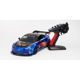 Fazer MK2 Alpine GT4...
