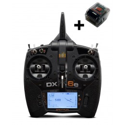 Radio Spektrum DX6e Mode 1...