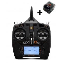 Radio Spektrum DX6e Mode 1 et 2 + AR620