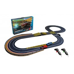 Circuit slot American Police Chase 1/32 Scalextric C1405