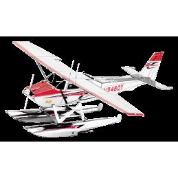 Cessna 182 Hydravion Metal Earth MMS111